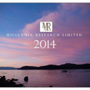 2014 MILLENNIA RESEARCH CALENDER!!!