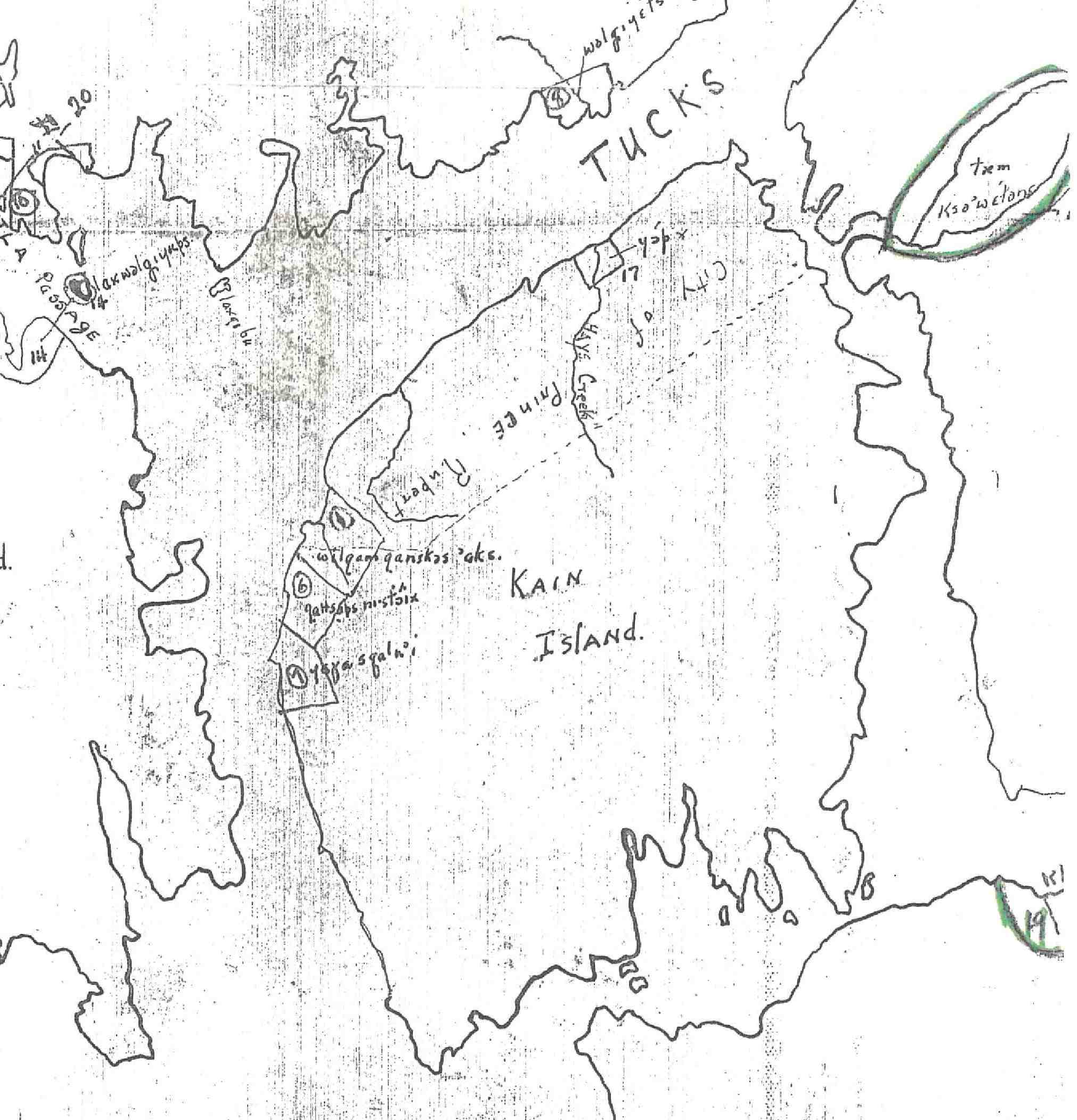Ancient names resurface for archaeological sites in Prince Rupert